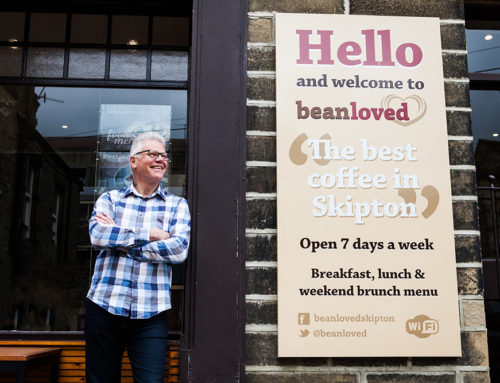 Spotlight on Steve Bond, Founder and Co-Owner of Bean Loved
